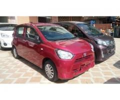 Daihatsu Mira Es 2017 Model Fresh Import L Package Red Wine For