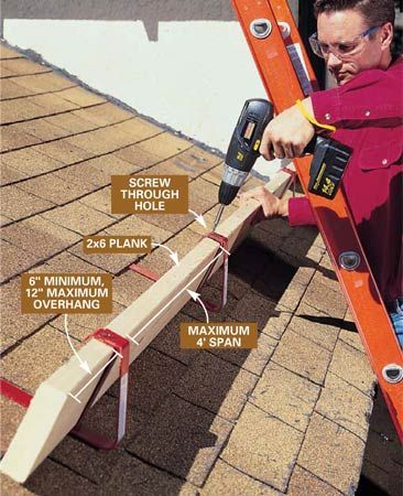 Tips You Can Use With Your New Roof Roof Safety Harness Roofing Roof