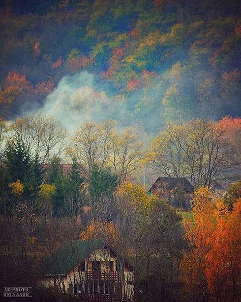 november 'November View' by Attila...