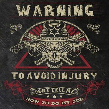 مديرية الأمن العام تحذير تيشرت تصميم التي شيرت قوالب التي شيرت التي شيرت تصميم الفن Png وملف Psd للتحميل مجانا Typography Tshirt Cool Typography Original Tshirt