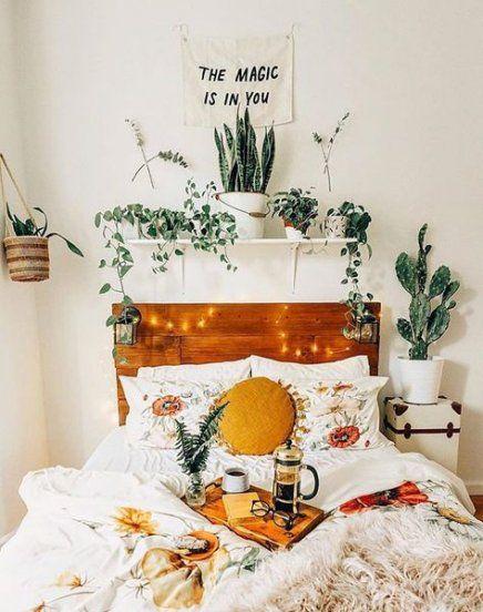 White Tumblr Boho Bedroom Decoomo