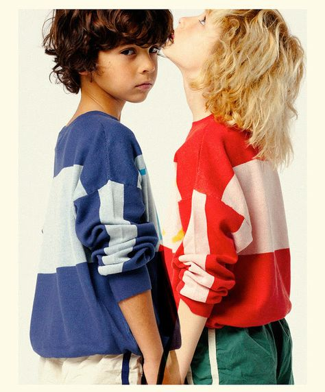 The Animals Observatory - Knitwear Capsule Collection- Petit & Small