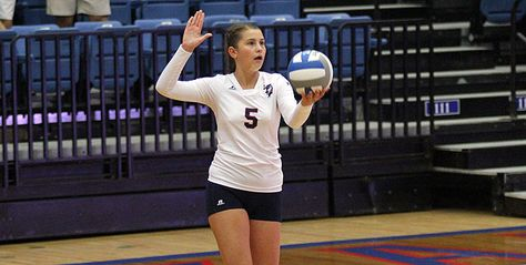 Columbus State Volleyball Bounces Back To Sweep Belmont Abbey Columbus State Columbus State Columbus State University Women Volleyball