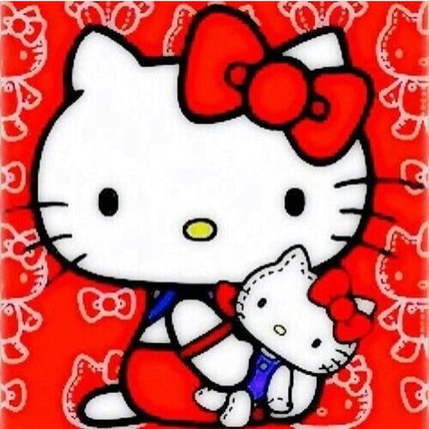 Hello kitty and hello kitty kawaii