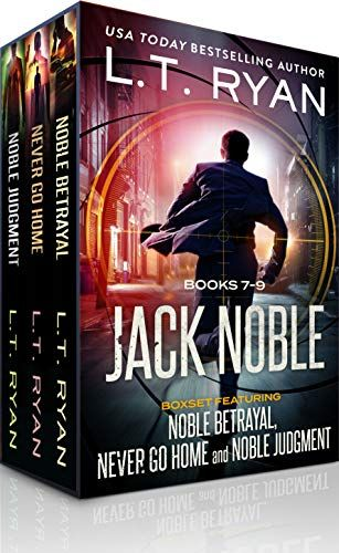 The Jack Noble Series: Books 7 9 (The Jack Noble Series Box