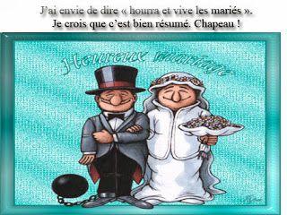 Carte Felicitation Mariage Gratuite à Imprimer Humoristique