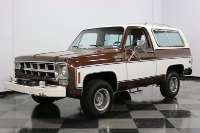 1978 Gmc Jimmy High Sierra Old Trucks For Sale Vintage Classic