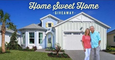Enter into the Wheel of Fortune Home Sweet Home Giveaway for our chance to win your dream home. #wheeloffortune #wheeloffortunecom #HomeSweetHome