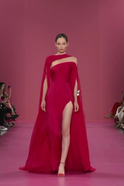 Georges Hobeika Look 12. Fall Winter 2019/2020 Haute Couture Collection