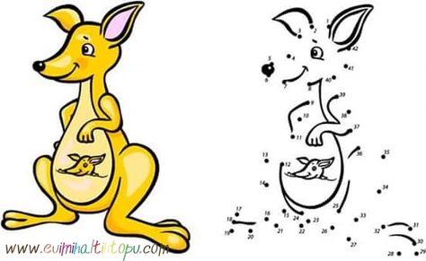 Ritmik Sayma Boyama Calismasi 1 Matematik Oyunlari Matematik