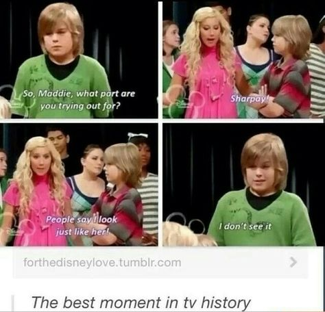 When disney channel was less terrible. Not great, but considerably less terrible
