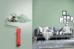 Wandgestaltung In Betonoptik Schoner Wohnen Schoner Wohnen Farbe Schoner Wohnen Schoner Wohnen Wandfarbe