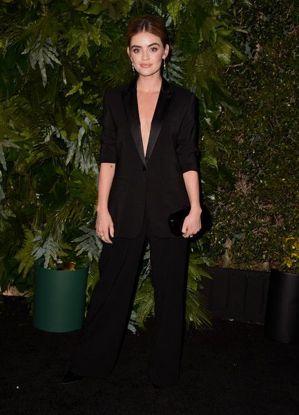 Lucy Hale attends Max Mara: WIF Face Of The Future at Chateau Marmont.