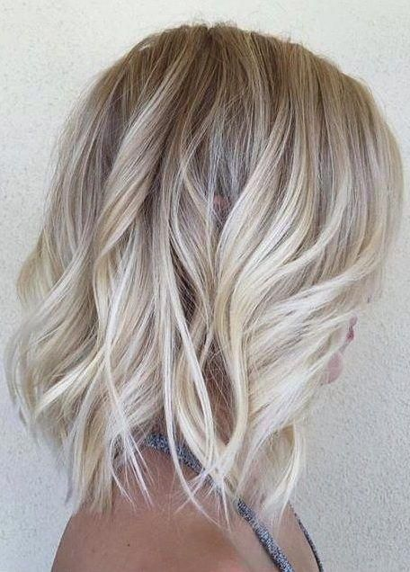 44 Summer Hair Color For Blondes That You Simply Can T Miss For 2019 Summer Hair Color For Blondes Fin In 2020 Summer Hair Color Blonde Hair Color Short Hair Balayage