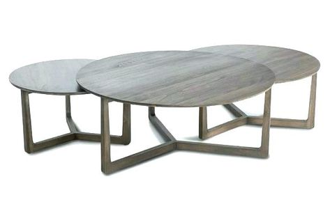 Image Result For Nesting Coffee Table Modern Nesting Coffee