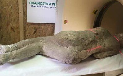 Scans show Pompeii victims 'in good health' - The Local