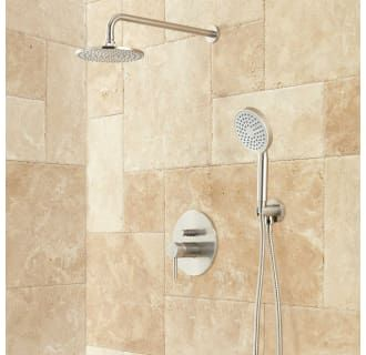 Signature Hardware 931419 In 2020 Shower Systems Rainfall