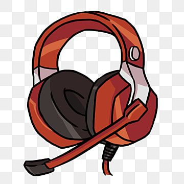 Orange Headphones Hand Drawn Illustration Orange Earphones Hand Drawn Headphones Cartoon Headphones Png Transparent Clipart Image And Psd File For Free Downl How To Draw Hands Drawing Illustration Illustration