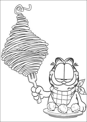 Spaghetti Coloring Page Bunny Coloring Pages Coloring Pages Free Printable Coloring