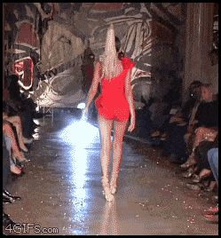 The perfect Model Fail Runway Animated GIF for your conversation. Discover and Share the best GIFs on Tenor.