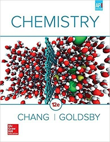 Chemistry 12th Edition By Raymond Chang PDF Banks Ap