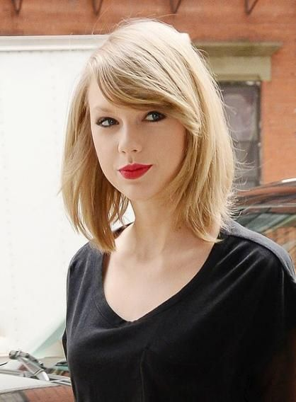 24 Super Ideas For Hair Styles Straight Hair Taylor Swift Taylor Swift Hair Taylor Swift Short Hair Medium Hair Styles