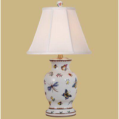 Table Lamp in 2020 | Purple lamp shade