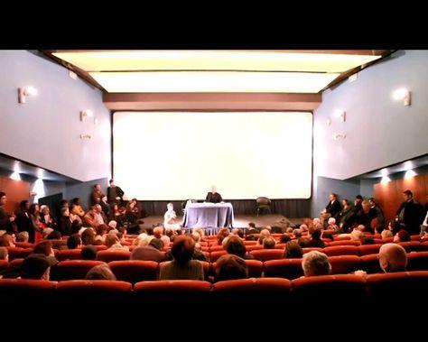 Milano, Cinema Apollo, 19 Marzo 2013. Conferenza stampa di Stefano Boeri dopo la revoca del suo mandato di Assessore a Cultura, Moda e Design da parte del Sindaco di Milano Giuliano Pisapia.