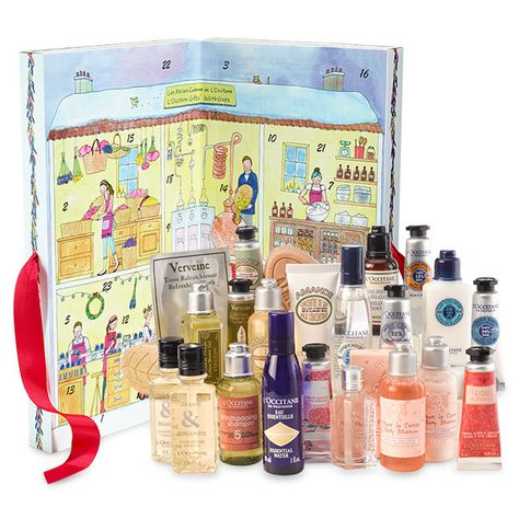 Loving this L'Occitane Advent Calendar - almost sold out!