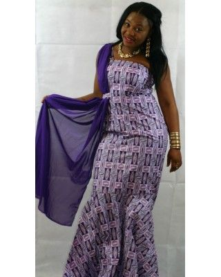 African Attire women gowns AAWG001