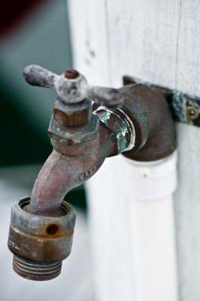 Faucet Diy Plumbing Water