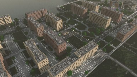 Greenfield The Largest City In Minecraft V051 Out Now