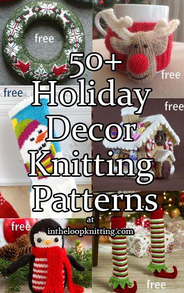 Gift Wrap Knitting Patterns Knit Stuff Pinterest Knitting