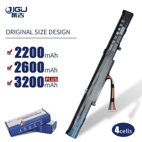 Jigu Laptop Battery For Asus X751ld X751lj X751lk X751ln X751lx
