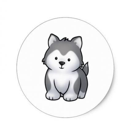 30 Ideas Dogs Cartoon Husky For 2019 Puppy Cartoon Cartoon Dog Cute Cartoon Animals