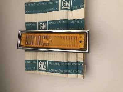 Sponsored Ebay Nos Gm 1981 87 Chevy Gmc Truck Pickup Side Marker Light 1981 91 K5 Blazer Jimmy In 2020 Gmc Truck