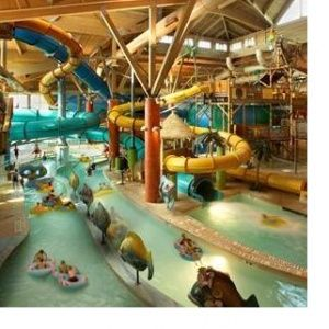 Great Wolf Lodge in Grapevine, Texas.Expensive but fun and relaxing. Let the kids go! They love Magiquest, which entertains for hours. They offer tons of entertainment options, but be careful. Before you know it, you will blow that budget.