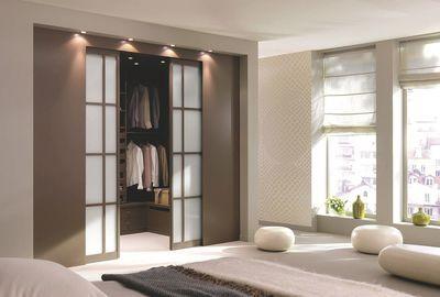 Dressing Sur Mesure Dressing Lapeyre 8 Exemples De Rangements Placard Design Rangement Idee Dressing