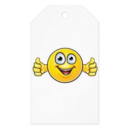 Emoticon Thumbs Up Icon Gift Tags Emoji Emojis Smiley Smilies Emoji Gifts Gift Tags Emoji
