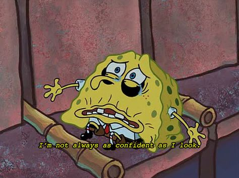 28 Times SpongeBob Perfectly Summed Up Your Night Out