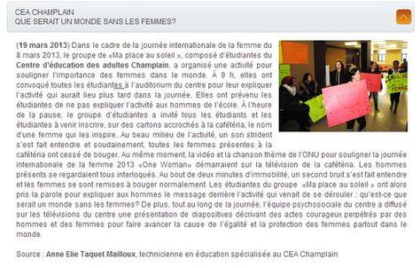 Cea Champlain Commission Scolaire Scolaire Etablissement Scolaire