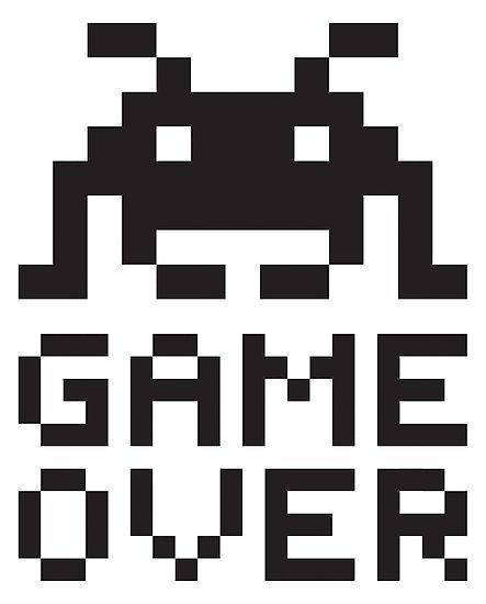 Related Image Space Invaders Retro Gaming Drawings