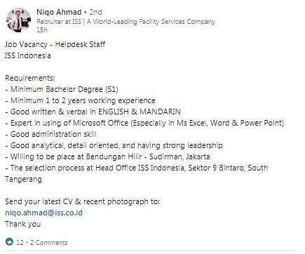 Loker Jobstreet Jobfair Jobseeker Jobsid Jobseekers Kerja Lokerupdate Helpdesk Carikerja Jakartahits Ithelpdesk Loke Ms Word Words Microsoft Office