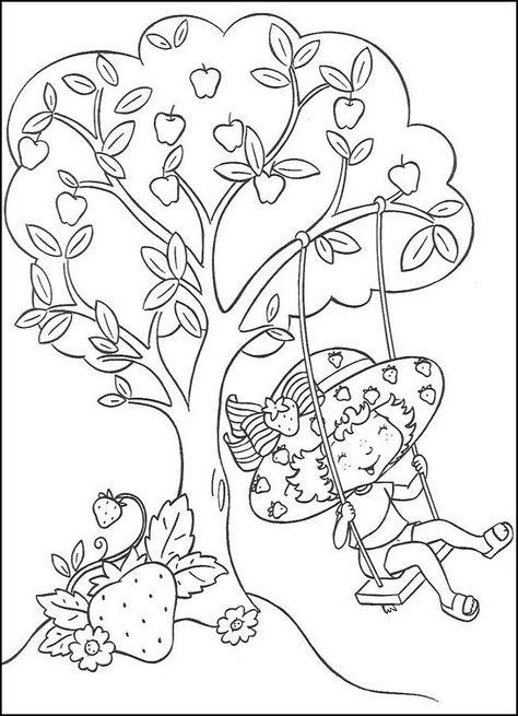 Disegni Da Colorare Per Bambini Colorare E Stampa Fragolina