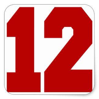red_jersey_number_12_square_sticker-r1adf98e35ccb4e6f981c015725cd8175_v9i40_8byvr_324.jpg (324×324)