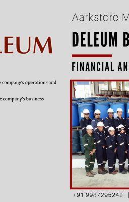 A Distinct Swot Portrait Of Deleum Berhad A Distinct Swot Portrait Of Deleum Berhad Corporate Strategy Public Company Business Strategy