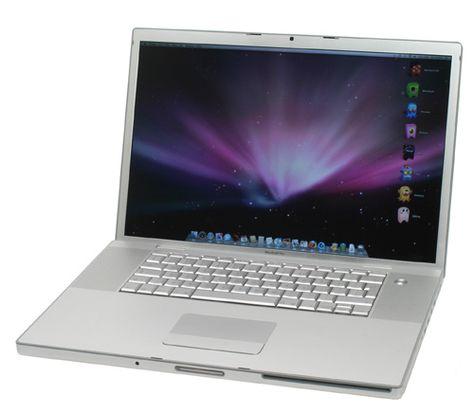 Apple Macbook Pro 17in Macbook Pro Laptop Macbook Pro Macbook Pro Review