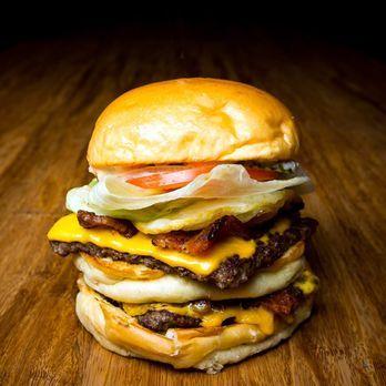 Photo Of Tilt Portland Or United States The Big Tilt Burger Handcrafted Food Food Burger