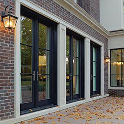 Exterior French Doors Outswing   Google Search | Home ❤ | Pinterest | Doors,  Exterior French Doors And Patio Doors Part 39