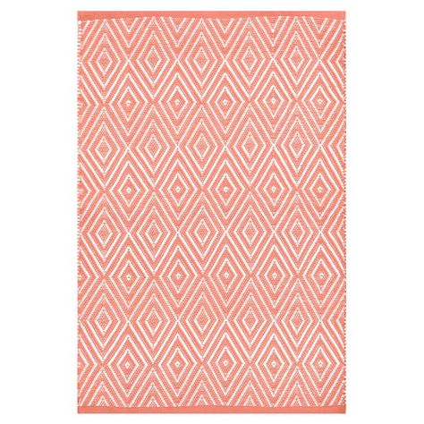 Found it at Wayfair - Diamond Pink Indoor/Outdoor Area Rug